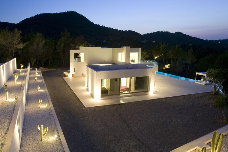 Villa de lujo ibiza