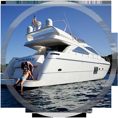 Abacus 61 charter Ibiza