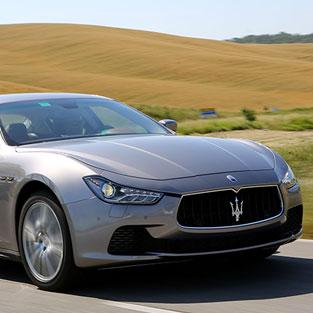 Ibiza Lux Services Maserati Ghibli