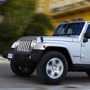 Ibiza lux Services Jeep Wrangler 5 doors