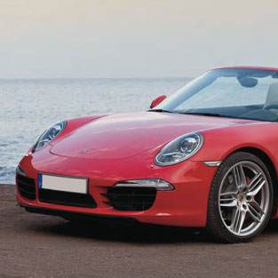 Ibiza Car Rental Porche 911 Carrera